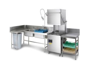 commercial_dishwasher_pot_wash_sink_racking