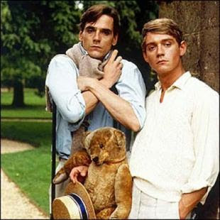 Brideshead Revisited credit: Photo: Granada Television Manchester.