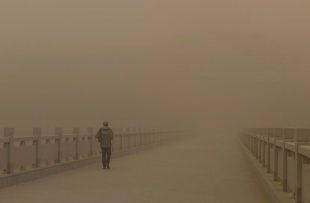 China-dust-storm